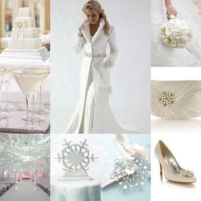 Ice Wedding Theme