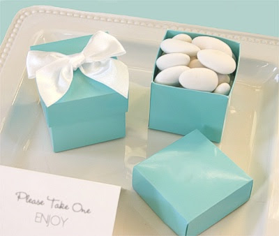 Wedding Gift Box Tiffany Blue : Tiffany+blue+wedding+theme+ideas