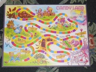 Candyland game math statistics Markov chain