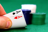 cards poker hand mixed strategy