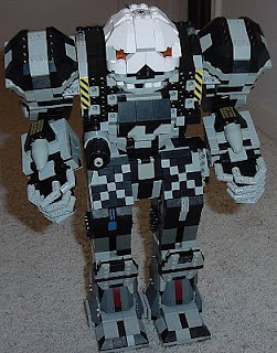 Brick Commander LEO Battletech Atlas