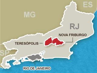 Hotéis e Pousadas na Região Serrana do Rio de Janeiro
