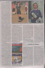 Diario Perfil 19 de abril 2009