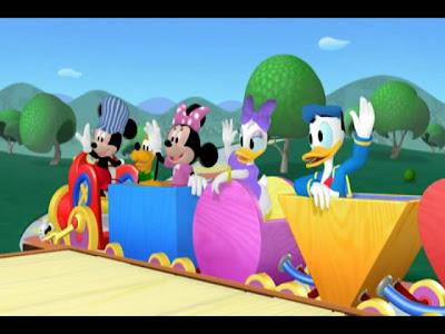 La Casa de Mickey Mouse Aventuras en el Espacio 2011