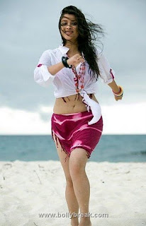 Tamil Actress Madhurima Hot Beach Pics