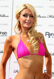 Paris Hilton Hot HQ wallpaper