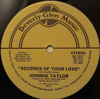 Johnnie Taylor - Seconds Of Your Love (1984)