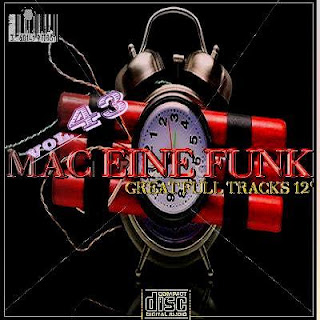Compil Funk Vol. 43 - By Mac Eine Funk (2010)