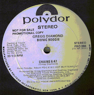 Gregg Diamond Bionic Boogie - Chains (1978)