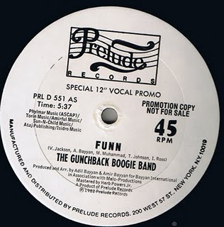 The Gunchback Boogie Band - Funn (1982)