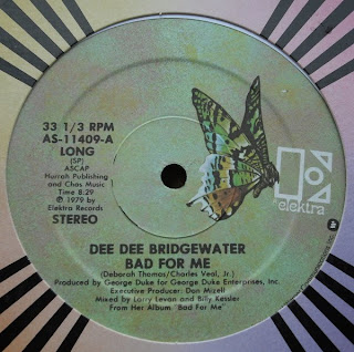 Dee Dee Bridgewater -  Bad For Me (12'' Version) (1979)