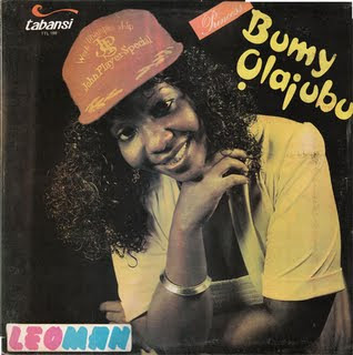 Princess Bumy Olajubu - Tell Me You've Come To Stay (1983)