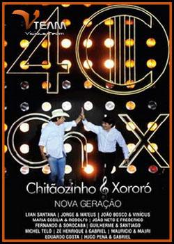 Download CD Chitãozinho e Xororó 40 Anos Nova Geração DVDRip