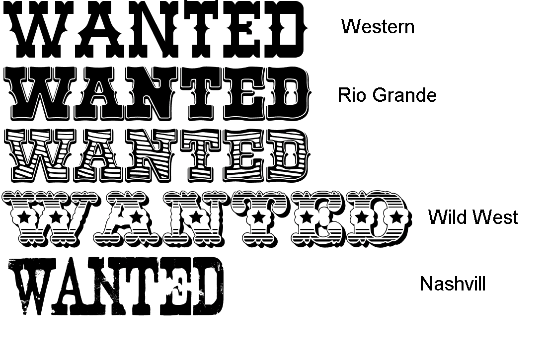 wanted - photo #17