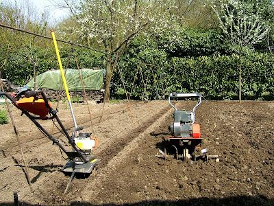 Passion tomates preparation du terrain pour culture des for Pret pour terrain seul