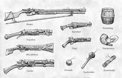 Crafting Magical Ammunition E