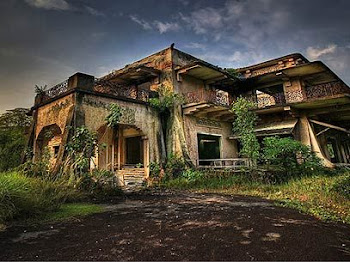 Exploradores urbanos capturam beleza de locais abandonados - foto Daniel Cheong