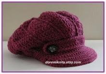 Swirls Cap (pattern)
