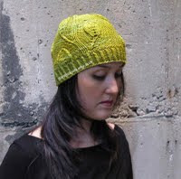 Climbing Leaves Hat (pattern)