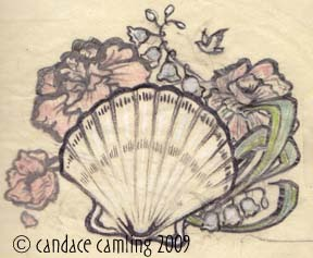 Candace illustration why i 39 m not getting a tattoo for Seashell tattoo meaning