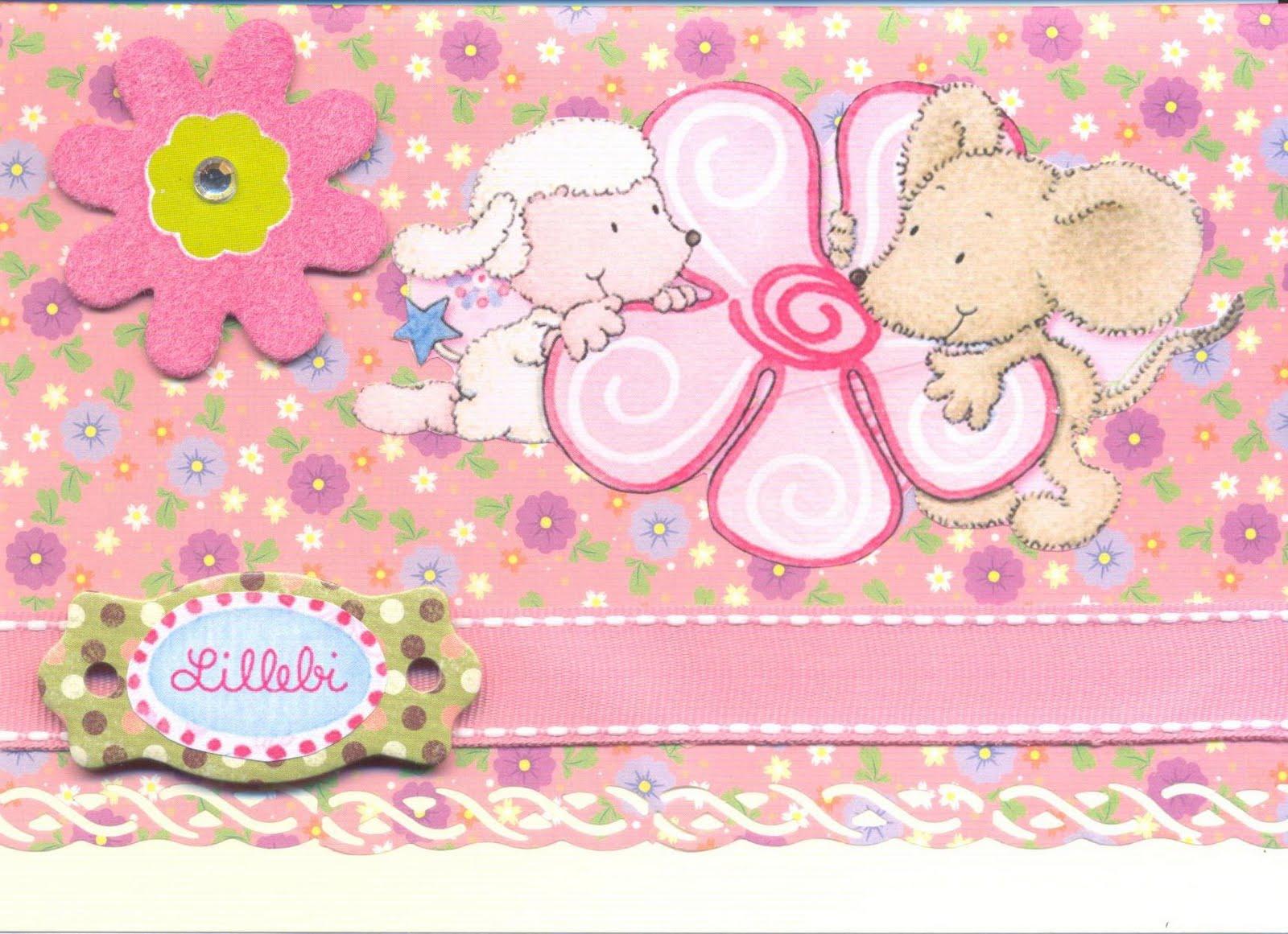 Pink Cute Border