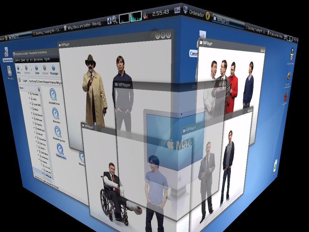 Compiz Equivalent for Windows 7