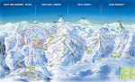 Mapa de Pistas Formigal