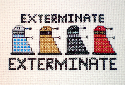 doctor who crossstitch designs