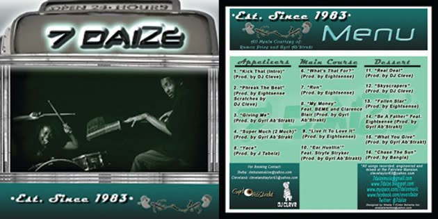 "7 Daize ""Since 1983"" Album"