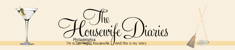 The Housewife Diaries