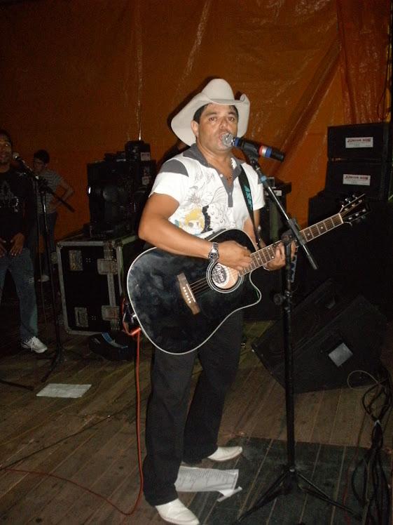 Rodrigo Reis em Show na Cidade de Gameleira-PE