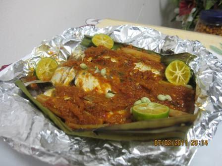 My Homework: Ikan Kembung Bakar
