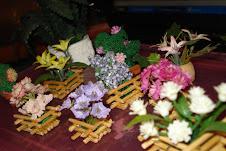 Flores, flores y mas flores!!