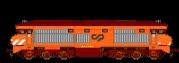 Frota actual de locomotivas da CP