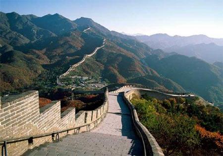 Proyecto la muralla china for Q es la muralla china