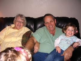 Grandma & Grandpa Stephens