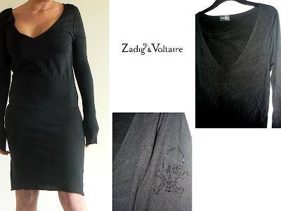 vide dressing robe ZADIG et Voltaire