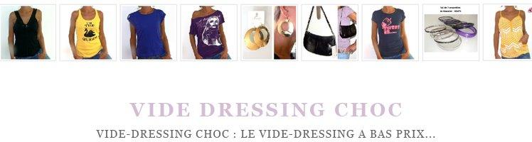 Vide Dressing à prix Choc