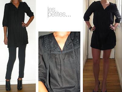 vide-dressing Les Petites