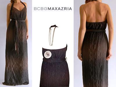 vide dressing robe BCBG