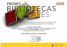 PREMIO BUENAS PRÁCTICAS 2009
