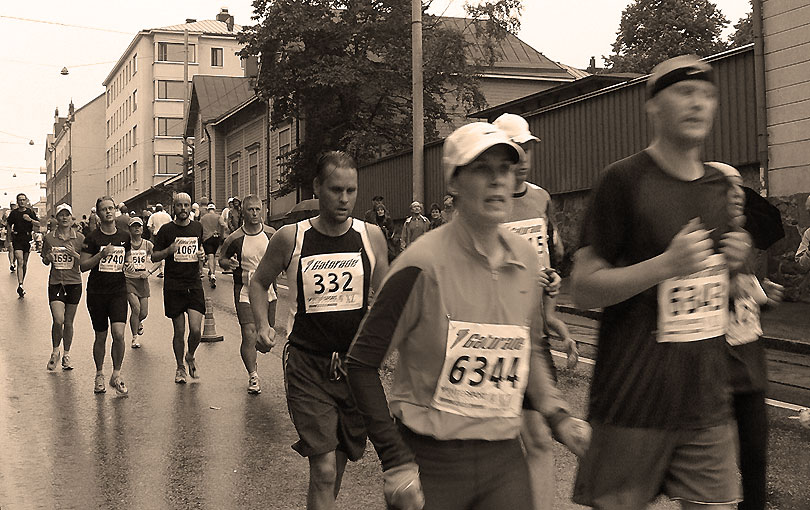 maraton marato marathon helsinki finlandia corredores correr corredors runer runers