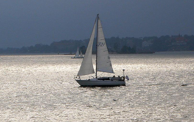archipelago helsinki baltic sea baltico archipielago arxipelag mar barco barca vaixel veler velero vela aigua agua water costa