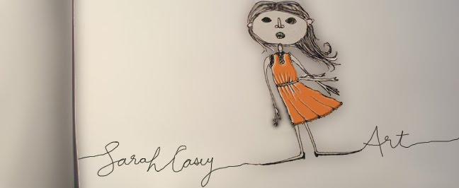 sarah casey art