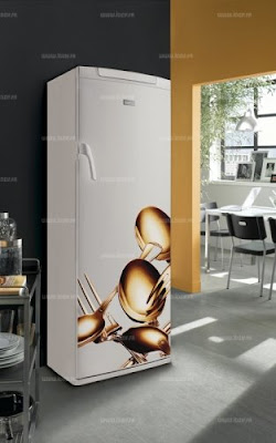 sticker frigo couverts de idzif.fr
