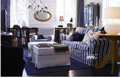 Canapé Ektorp IKEA p 30-31