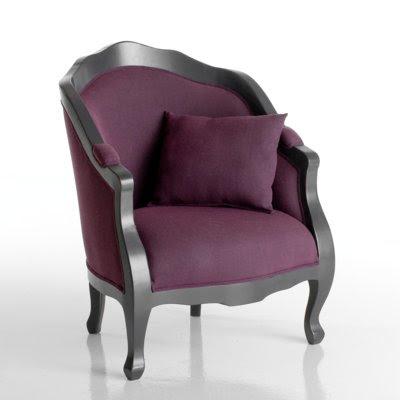Blog deco tendance decoration design idees et conseils deco pour la maiso - Fauteuil cabriolet violet ...