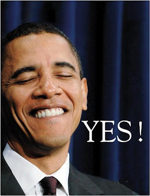 obama yes!