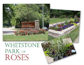 Park of Roses Sign