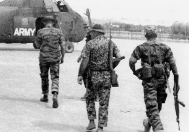 Project delta and mike forces republic of vietnam 5th special forces
